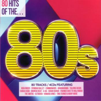 Va 80 hits of the 80s 4cd 2015 new wave synthpop for 80s house music hits