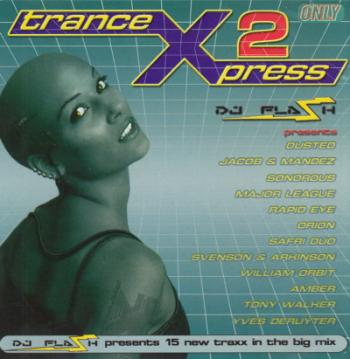 [TRANCE] Dj Flash present TANCE EXPRESS 2 (2001) [mp3, 320 ...