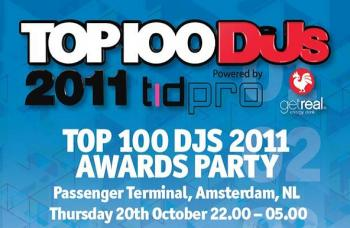 VA - Live @ Top 100 DJs Awards Party Amsterdam