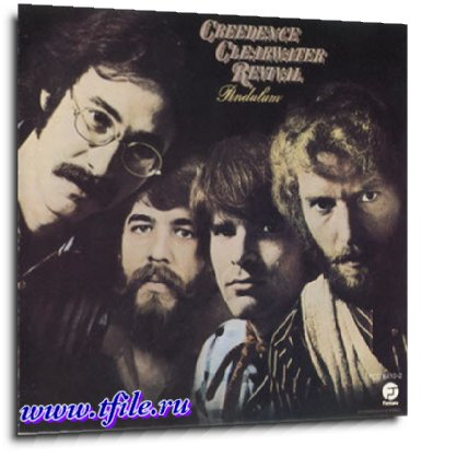 Creedence Clearwater Revival - Студийная Дискография
