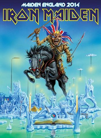 Iron Maiden - Live at Rock am Ring