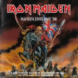 Iron Maiden - Maiden England '88 (2CD)