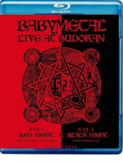 BABYMETAL - Live at Budokan - Red Night Black Night Apocalypse