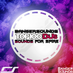 VA - Top 100 DJs Sounds BangerSounds