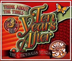 Ten Years After Think About The Times: The Chrysalis Years 1969-1972 (Box set 3CD)