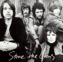 Stone The Crows - Discography Studio Albums 1969-72 (4CD)