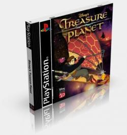 [PSX-PSP] Disney's Treasure Planet [RUS]