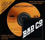 Bad Company - Bad Co (Audio Fidelity 24K+Gold CD, AFZ-024, HDCD Encoded, 2006)
