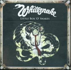 Whitesnake - Little Box 'O' Snakes. The Sunbrust Years 1978-1982 (Box Set, 8CD)