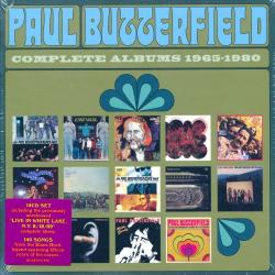 Paul Butterfield - Complete Albums 1965-1980 (14CD Box Set)