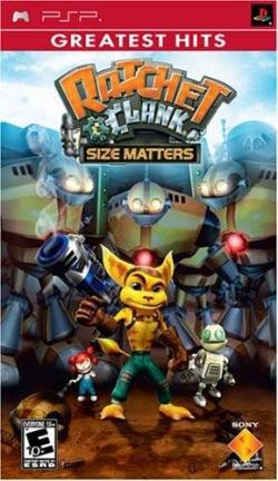 [PSP] Ratchet Clank: Size Matters [FULL] [ISO] [RUS]