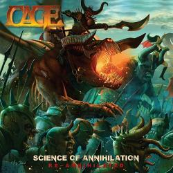 Cage - Science of Annihilation-Reannihilated