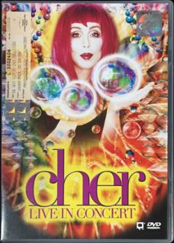 Cher -Live in concert (DVD9)