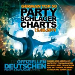 VA - German Top 50 Party Schlager Charts
