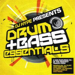 DJ Hype Presents: Drum & Bass Essentials (2CD)