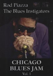 Chicago Blues Jam Vol.1 - Rod Piazza The Blues Instigator
