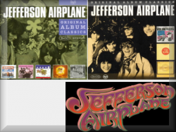 Jefferson Airplane - 2 Box Sets / 8 Albums Original (5CD + 3CD Box Set)