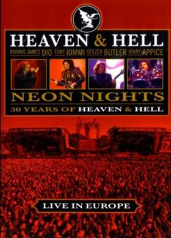 Heaven Hell - Neon Nights (30 Years of Heaven Hell Live In Europe)