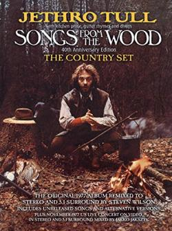 Jethro Tull Songs From The Wood (40th Anniversary Edition The Country Set)