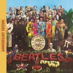 The Beatles - Sgt. Pepper's Lonely Hearts Club Band (50th Anniversary Super Deluxe Edition 4CD)
