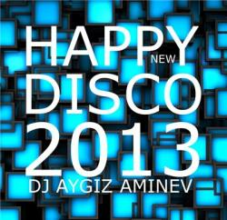 VA - Space Ibiza 2013 - Happy New Disco