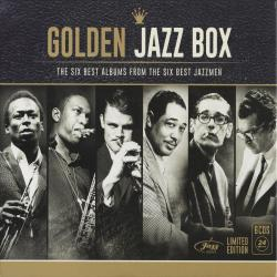 VA - Golden Jazz Box (6CD Bax Set Deluxe Limited Edition)