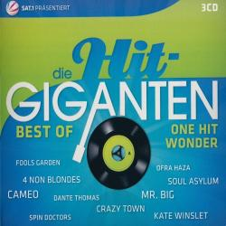 VA - Die Hit Giganten: Best Of One Hit Wonder (3CD)