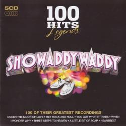 Showaddywaddy - 100 Hits Legends (5CD Box Set)