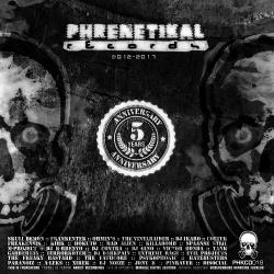 VA - Phrenetikal Records 5th Anniversary (2012-2017)