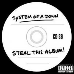 S.O.A.D Steal This Album FLAC (2002)