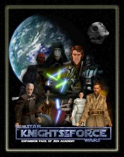 Star Wars Jedi Knight 2:Jedi Academy + Knights of the Force 2.0 (Full part #1) (2008)