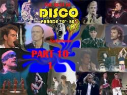 The best of Disco Star Parade 70-80 Part 10