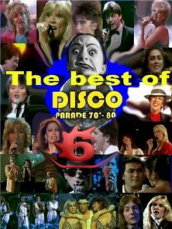 The best of Disco Star Parade 70-80 part 6 - Клипы