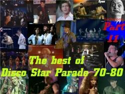 The best of Disco Star Parade 70-80 PART 11