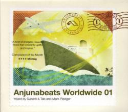 VA- Anjunabeats Worldwide 01 Mixed by Super8 & Tab and Mark Pledger