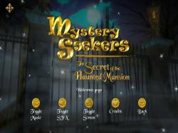 Mystery Seekers: The Secret of the Haunted Mansion 2011 Eng