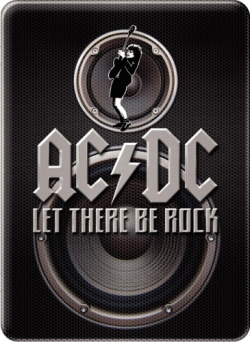 AC DC - Let There Be Rock 1980