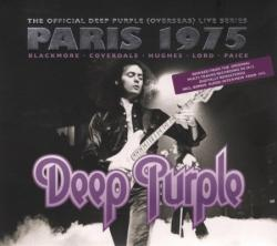 Deep Purple - The Official Deep Purple Live Series - Paris 1975 (Remixed Remastered, 2CD)