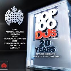 VA - Ministry of Sound : DJ Mag Top 100 DJs: 20 Years