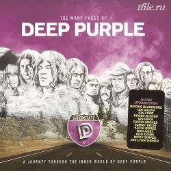 VA - The Many Faces Of Deep Purple: A Journey Through The Inner World Of Deep Purple (3CD Set)