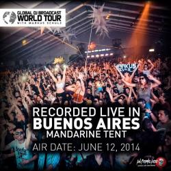 Markus Schulz - Global DJ Broadcast: World Tour - Buenos Aires