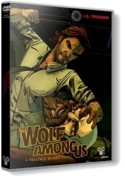 The Wolf Among Us: Episode 1 - 5 [RePack от R.G. Freedom]