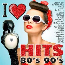 VA - I Love Hits 80's 90's Vol. 1