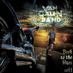 Van Galen Band - Back To The Blues Vol. 1
