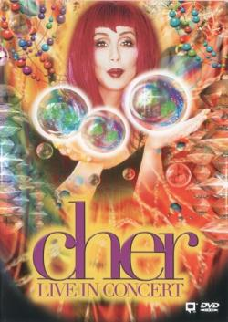Cher - Live in Сoncert