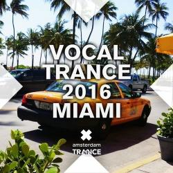 VA - Vocal Trance 2016 Miami