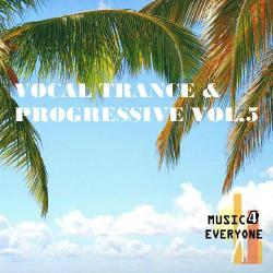 VA - Music For Everyone Vocal Trance Progressive Vol.5