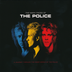 VA - The Many Faces Of The Police - A Journey Through The Inner World Of The Police (3CD)