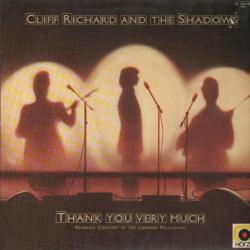 Cliff Richard And The Shadows Thank You Very Much (Vinyl rip 24 bit 96 khz)