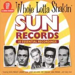 VA - Whole Lotta Shakin' - SUN Records 60 Essential Recordings (3CD)